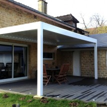 pergolas aluminium56. Black Bedroom Furniture Sets. Home Design Ideas