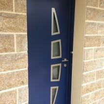 Porte d'entrée Aluminium (1)