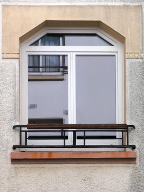 Fenêtres PVC réalisées à Auray