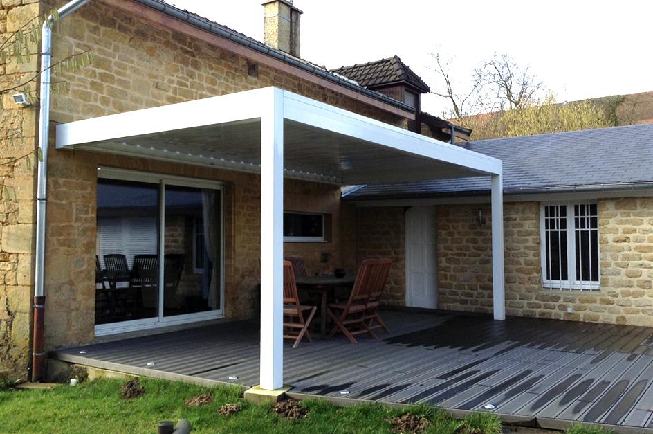 pergola bio climatique aluminium56. Black Bedroom Furniture Sets. Home Design Ideas