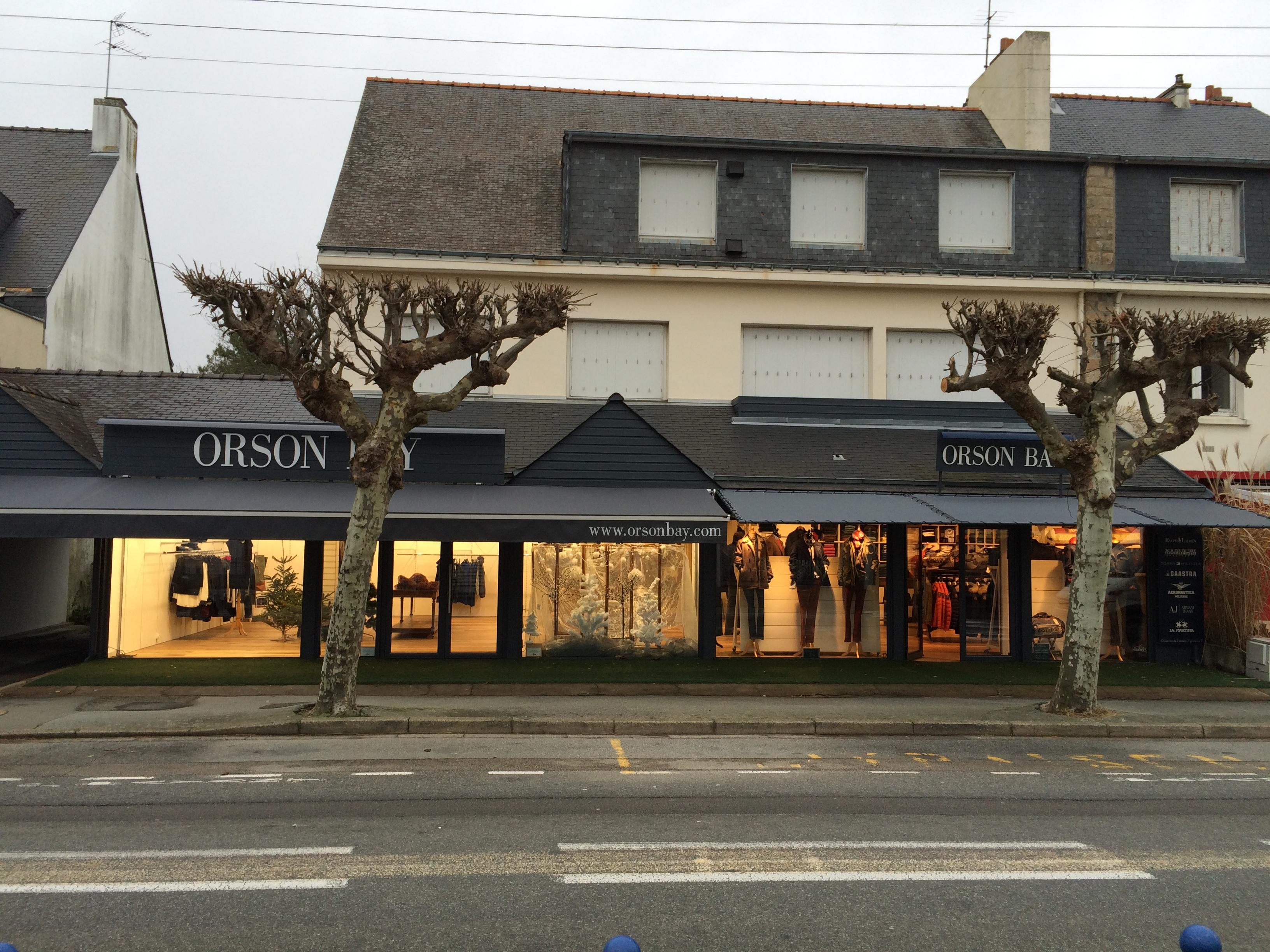 Réentoilage de Stores Bannes à Carnac