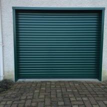Porte de garage enroulable Blouet Plougoumelen