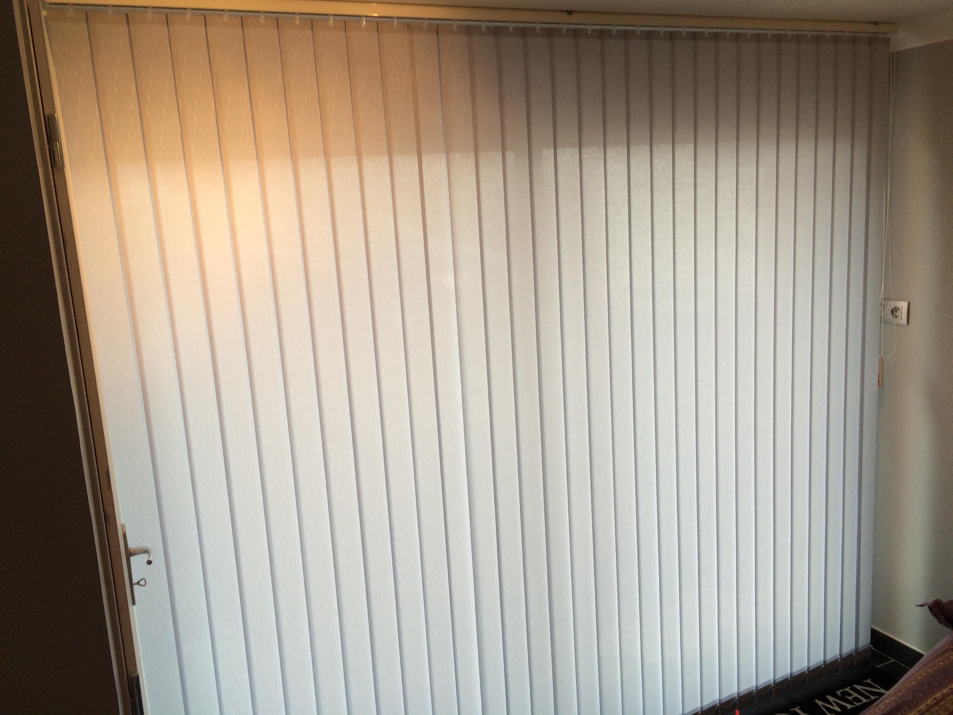 Store Bande verticales Pouch Plougoumelen