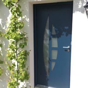 Porte d'entrée Bel'M