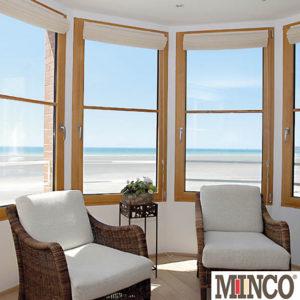Fenêtre mixte Bois/Aluminium